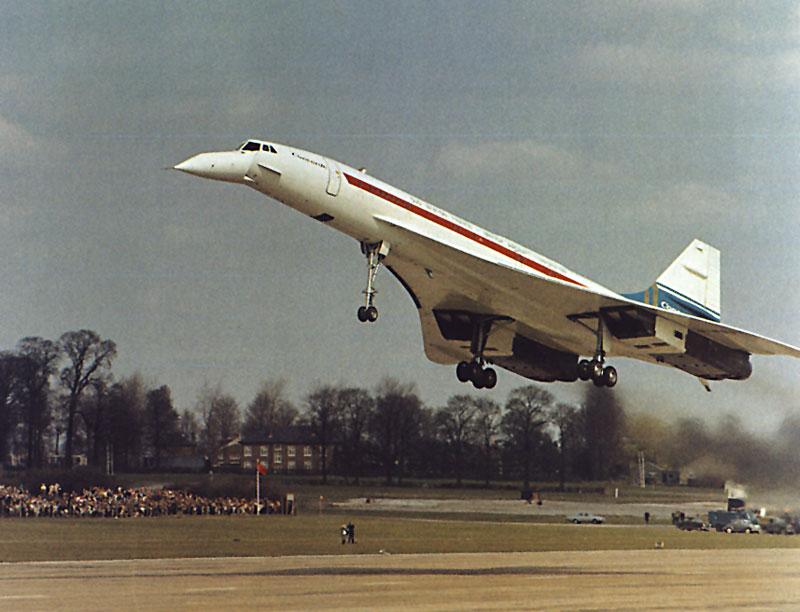 超音速飞行设计的飞机