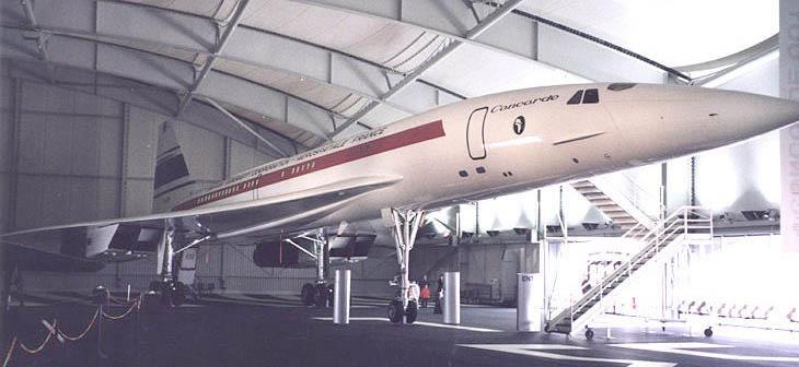 Concorde SST Prototype