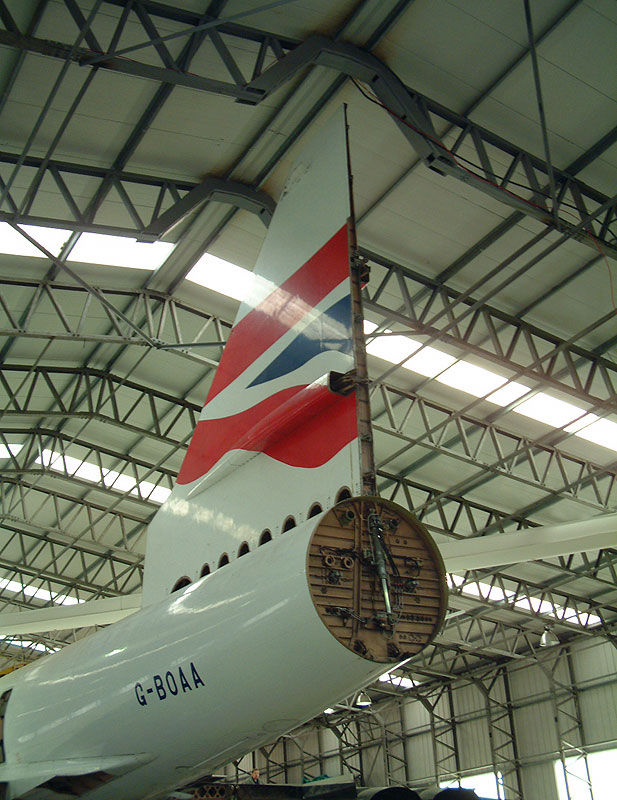 CONCORDE SST : LATEST NEWS Archive