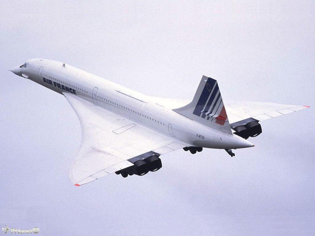 air france concorde wallpaper - photo #12