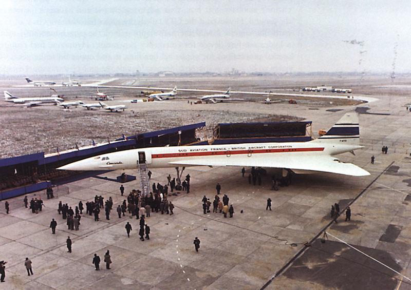 11 Desember dalam Sejarah: Pesawat Concorde Pertama Diperkenalkan Dibayangi Keraguan Komersialisasinya